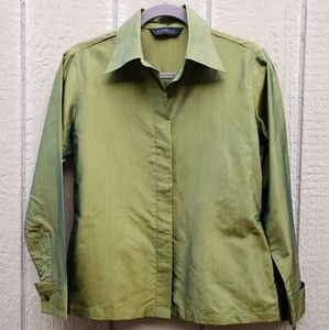 Express Silk Top Size 3/4